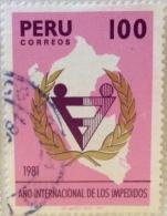 Peru  - (o) Used - # 23 - Pérou