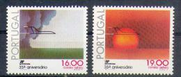 Portugal ** & 35 Aniversário Da TAP 1979 (11) - Neufs
