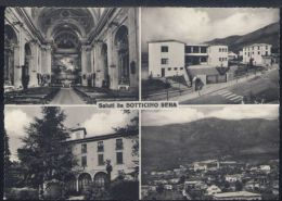 R964 SALUTI DA  BOTTICINO SERA - Other Cities