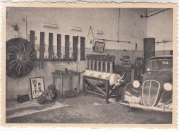 Menen, Meenen, Vrije St Lucas Vakschool, Werkplaats Der Automobielafdeling (pk17645) - Menen