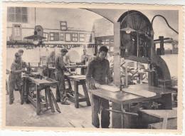 Menen, Meenen, Vrije St Lucas Vakschool, Werkplaats Der Houtafdeling (pk17650) - Menen