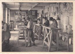 Menen, Meenen, Vrije St Lucas Vakschool, Werklplaats Der Beeldhouwers En Boetseerders (pk17655) - Menen