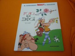 Asterix & Obelix Greek Language Comics Book Hard Cover RODO KAI XIFOS NEW - Livres, BD, Revues