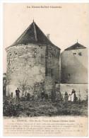 Amance : Une Des Dix Tours De L'ancien Château Féodal - France