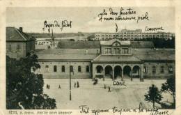 KEHL - BADEN-WÜRTTEMBERG - DEUTSCHLAND - ANSICHTKARTE 1923. - Kehl