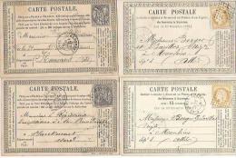 FRANCE  CARTE POSTALE  CIRCULER - Precursor Cards