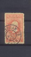 Grootrond Amsterdam 11 (groot Cijfer) Op Nvph 92 - 1891-1948 (Wilhelmine)