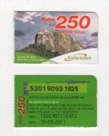 *KENIA* - Scheda Usata (mini Card) - Kenya