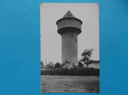 16 : BARBEZIEUX : Le CHATEAU D'EAU ,  C.P.A.,carte En Trés Bon état : - Châteaux D'eau & éoliennes