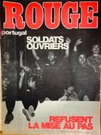 HEBDOMADAIRE ACTION COMMUNISTE- ROUGE-10-10-1975- N� 317- PORTUGAL REFUSE LA MISE AU PAS-