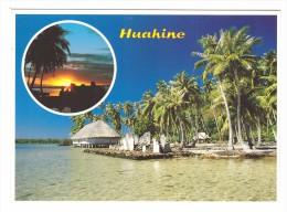 Polynesie Française Huahine Le Fare Pote Entouré Des Célèbres Marae De Maeva - Polynésie Française