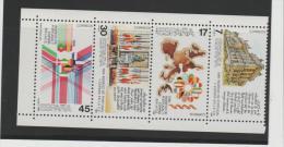 Spa Mi.Nr. 2709//  - SPANIEN - Zusammendruck, Beitritt EG 1986 EUROPA ** - 1931-Heute: 2. Rep. - ... Juan Carlos I