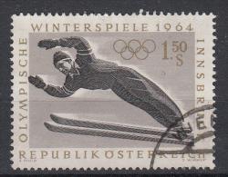OOSTENRIJK - Michel - 1963 - Nr 1138 - Gest/Obl/Us - 1945-.... 2ème République