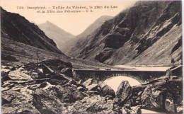 Vallée Du Vénéon - Le Plan Du Lac Et La Tête Des Fétoules - Zonder Classificatie