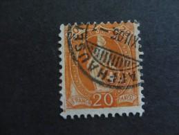 """Schweiz Ab 1882 Freimarken """"Stehende Helvetia"""" - Gebraucht"""