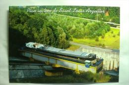 D 57 - Arzviller - Saint Louis - Canal De Marne Au Rhin - Batellerie - Arzviller
