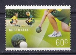 Australia 2012 Bowls 60c Used - - 2010-... Elizabeth II