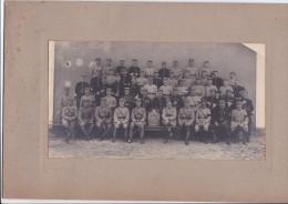 Photo Originale Contrecollée - Ecole Preparatoire De Gendarmerie De Toul - 16 è Cours - 1921 - Guerre, Militaire