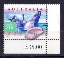Australia 1999 Nature 70c Humpback Whale  Used - Oblitérés