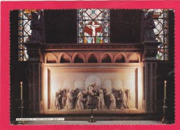 The Reredos, St. Luke`s Church, Jersey, Channel Islands, , B20. - Jersey