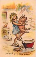 Germaine BOURET - Ce Qu'il Peut être Cochon - Bouret, Germaine