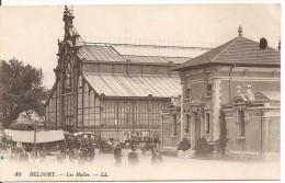 Belfort - Les Halles - Belfort - Stadt