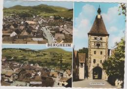 Haut  Rhin :  BERGHEIM  : Vue   1971 - Non Classés