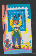 Yvert Bloc 26 ** Neuf Sans Charnière MNH Clown - [7] République Fédérale