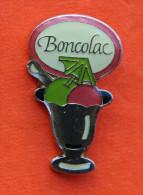 Pin´s - Boncolac - Coupe - Fruits - Alimentation