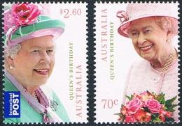 Australie - Anniversaire D'Elisabeth II 3938/3939 ** - 2010-... Elizabeth II