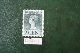Regeringsjubileumzegel 2 Ct NVPH 121H 121 H (Mi 123) 1923 Gestempeld / USED NEDERLAND / NIEDERLANDE - Used Stamps
