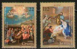 Serbia, 2011, Christmas, MNH (**) - Noël