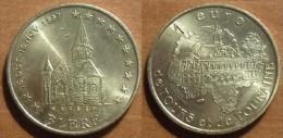 1997 - France - 1 EURO De Tours Et De Touraine, Mairie De Tours Et Bléré - France
