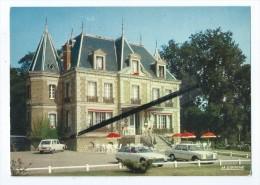 CPM - Hostellerie Du Parc-Avenue De L´Ile De France - Liancourt - Liancourt