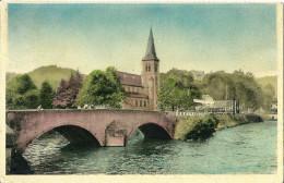 ANSEREMME ..-- Pont Saint - Jean ; Vers ATHUS ( Melle Yvette GOBERT ) . Voir Verso . - Dinant