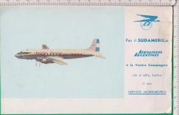 Aerei. Aereo. Aeronautica. Aviazione. Aviatore. Aerolineas Argentinas. Aerolinee. Argentina. - Zonder Classificatie