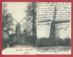 Leopodsburg - Kamp van Beverloo - Windmolen  - 2 PK ( verso zien )