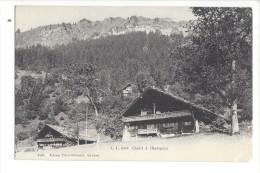 Chalet à Champéry - VS Valais