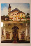 """(6/6/36) AK """"Berbling/Obb."""" Berühmte Barock/Rokoko-Kirche """"Die Kleine Wies"""" - Ohne Zuordnung"""