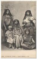 Algérie - Scènes Et Types - Famille Bédouine - LL 6392 - Scènes & Types