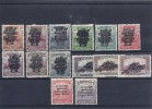 140020031  HUNGRIA  YVERT  Nº   264/72+281/3+263B/C  USED/MH  MARQUILLADO (Authenticated) - Nuevos