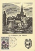 THANN Premier Jour 1961 Dessin De Gandon - Thann