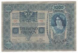 Austria 1000 Kronen 1902 Rosa *V* - Oostenrijk