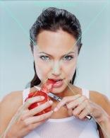 Angelina Jolie - 0345 - Glossy Photo 8 X 10 Inches - Berühmtheiten