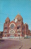 Saint Nicholas Catholic Church And Rectory Zanesville Ohio 1964