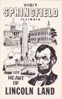 See Heart Of Lincoln Land Visit Springfield Illinois - Springfield – Illinois