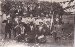86 - SOSSAY - SOSSAIS   Conscrits De SOSSAIS Classe 1923   Carte Photographique - France