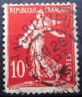 FRANCE            N° 134               OBLITERE - France