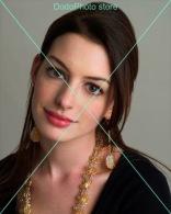 Anne Hathaway - 0490 - Glossy Photo 8 X 10 Inches - Berühmtheiten