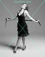 Anne Hathaway - 0575 - Glossy Photo 8 X 10 Inches - Personalità